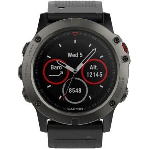 Garmin Fenix 5X Saphir GPS-Smartwatch HR