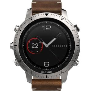 Garmin Fenix Chronos High-End GPS-Multisport Smartwatch HR