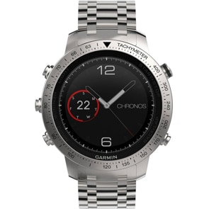 Garmin Fenix Chronos High-End GPS-Multisport Smartwatch HR