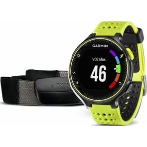 Garmin Forerunner 230 GPS-Smartwatch mit Herzfrequenz-Brustgurt