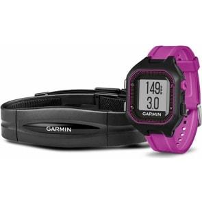 Garmin Forerunner 25 GPS-Laufuhr S mit Herzfrequenz-Brustgurt