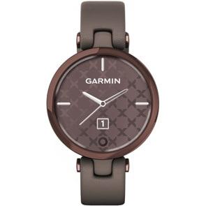 Garmin Lily Classic Smartwatch Taupe / Mokka