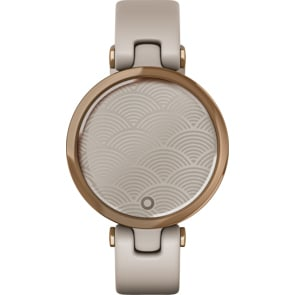 Garmin Lily Sport Smartwatch Achatgrau / Roségold
