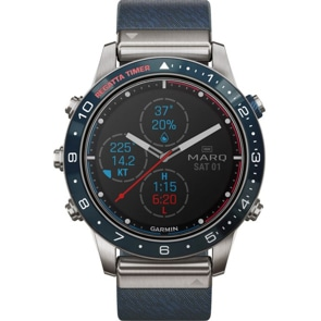 Garmin Marq Captain GPS Tool Watch HR