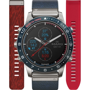 Garmin Marq Captain GPS Tool Watch HR Promo Bundle