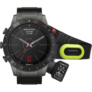 Garmin Marq Driver GPS Tool Watch HR Promo Bundle