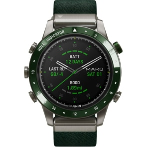 Garmin Marq Golfer GPS Tool Watch HR