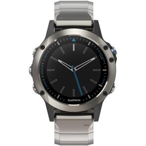 Garmin Quatix 5 Saphir GPS-Wassersport Smartwatch HR