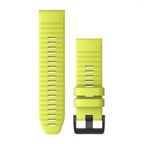 Garmin QuickFit Silikonarmband Gelb 26mm