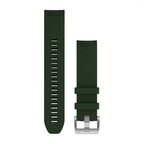 Garmin QuickFit Silikonarmband Grün 22mm