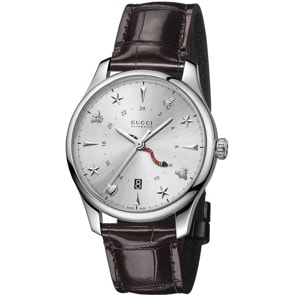 Gucci G-Timeless L Auto GMT