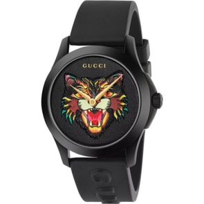 Gucci G-Timeless M Angry Cat