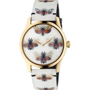 Gucci G-Timeless M Hologram Bees & Butterflies