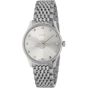 Gucci G-Timeless Slim M Bee Second