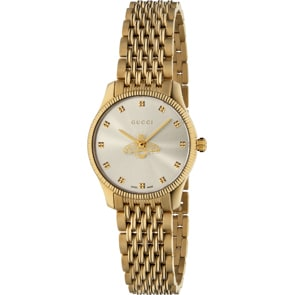 Gucci G-Timeless Slim S Bee Second