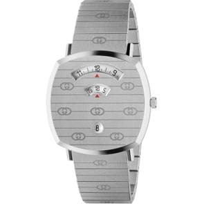 Gucci Grip 38mm Silver
