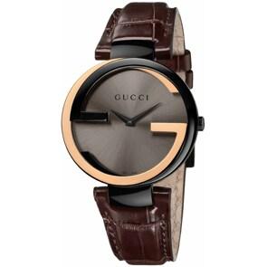 Gucci Interlocking Ø 37mm Gold