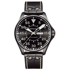 Hamilton Aviation Pilot 46mm