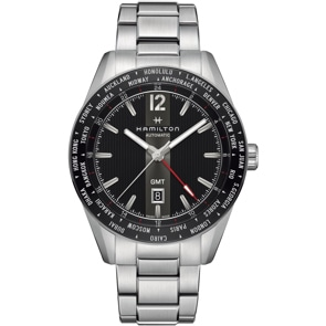 Hamilton Broadway GMT Limited Edition