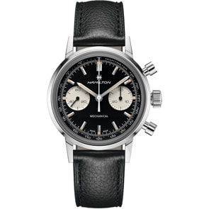 Hamilton Intra-Matic Mechanical Chrono