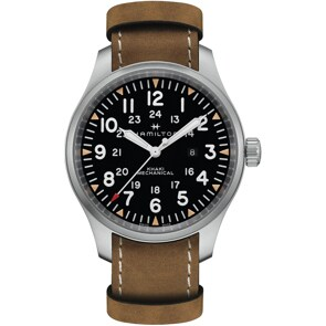 Hamilton Khaki Field Mechanical 50 Limited Edition