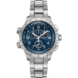 Hamilton Khaki X-Wind Chrono GMT