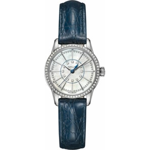 Hamilton Timeless Classic Railroad Lady Diamonds