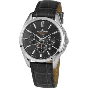 Jacques Lemans Classic Derby Chronograph