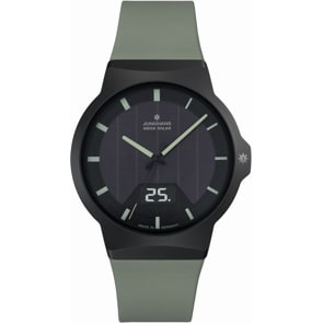 Junghans Performance Force Mega Solar Grün