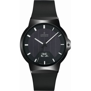 Junghans Performance Force Mega Solar Schwarz