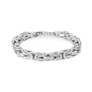 Königsarmband klassisch 925 Silber 5.5mm