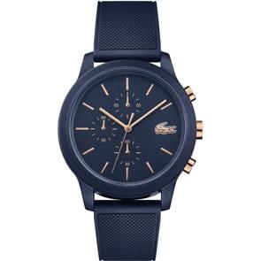 Lacoste 12.12 Chronograph Blau