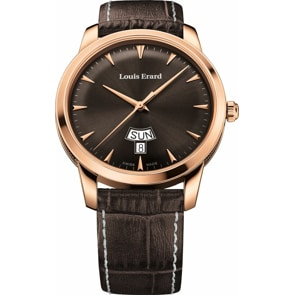 Louis Erard Héritage Quarz Day-Date