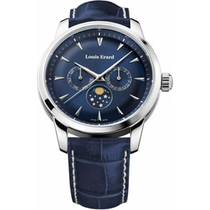 Louis Erard Héritage Quarz Moonphase
