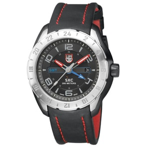 Luminox SXC PC Steel GMT 5120 Space Series