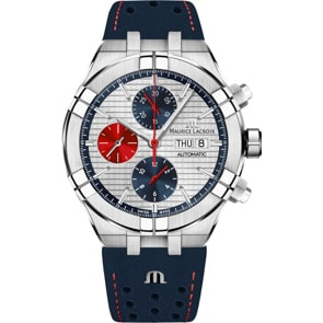 Maurice Lacroix Aikon Automatik Chronograph Special Edition Mahindra Racing