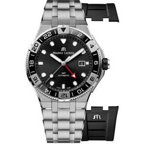 Maurice Lacroix Aikon Venturer GMT Automatik Set