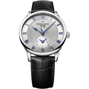 Maurice Lacroix Masterpiece Grande Date GMT