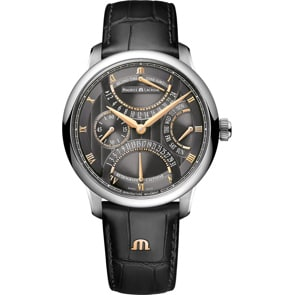 Maurice Lacroix Masterpiece Triple Retrograde