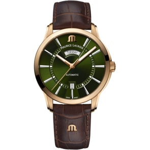 Maurice Lacroix Pontos Day-Date Bronze