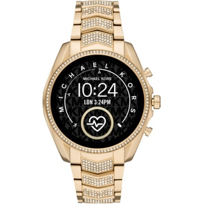 Michael Kors Access Bradshaw 2 Gold 5.0 Smartwatch HR