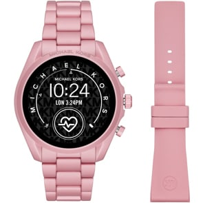 Michael Kors Access Bradshaw 2 Pink 5.0 Smartwatch HR Set