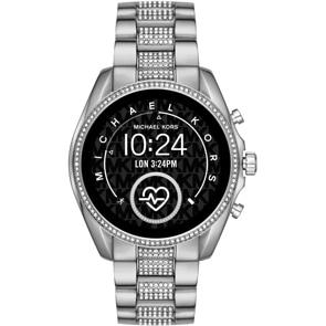 Michael Kors Access Bradshaw 2 Silber 5.0 Smartwatch HR