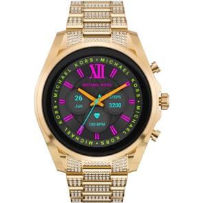 Michael Kors Access Bradshaw Gen 6 Smartwatch HR Gold