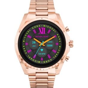 Michael Kors Access Bradshaw Gen 6 Smartwatch HR Rosé