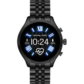 Michael Kors Access Lexington 2 Schwarz 5.0 Smartwatch HR