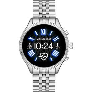 Michael Kors Access Lexington 2 Silber 5.0 Smartwatch HR