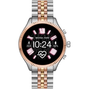 Michael Kors Access Lexington 2 Tricolor 5.0 Smartwatch HR