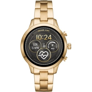 Michael Kors Access Runway Gold 4.0 Smartwatch HR