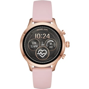 Michael Kors Access Runway Rosé 4.0 Smartwatch HR